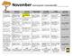 Homework Calendars (SET B) - Reusable Monthly Calendars