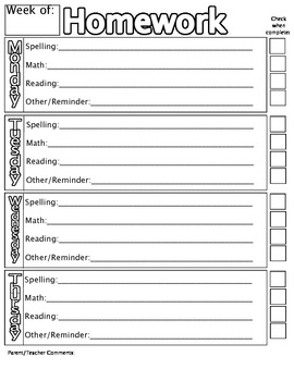 It is a graphic of Magic Printable Homework Sheets