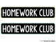 Homework Club Kit