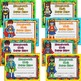 Homework Club Awards Super Hero Editable
