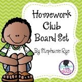 Homework Club Board Set
