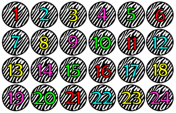 Homework Club Numbers and Sign