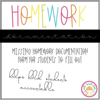 Homework Documentation