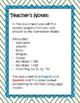 Homework Folder / Carpeta de Tareas - Dual Language - Engl