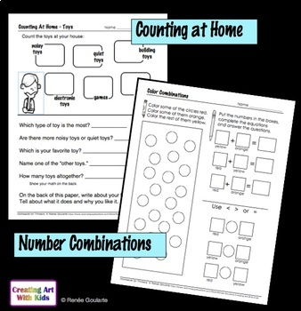 Printables - Homework For Thinkers - FREE SAMPLE