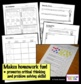 Printables Homework For Thinkers - Problem-Solving Fun