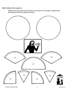 Homework: Fractional Parts