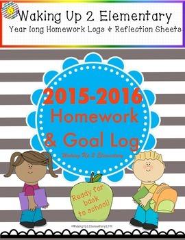 Homework & Goal Logs