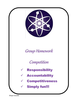 Homework Group Competitions