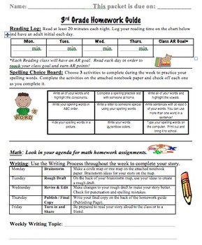 Homework Guide