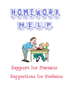 Homework Guidelines and Learning Contract
