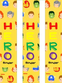 Homework HERO Binder