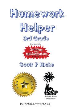 3rd grade math homework help