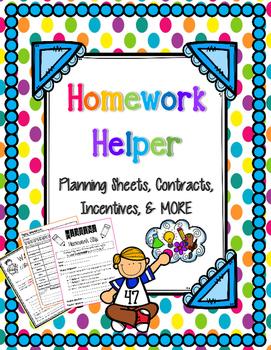 Homework Helper Pack