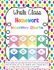 Homework Helper Pack