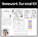 Homework Helper Packet for the Classroom Teacher
