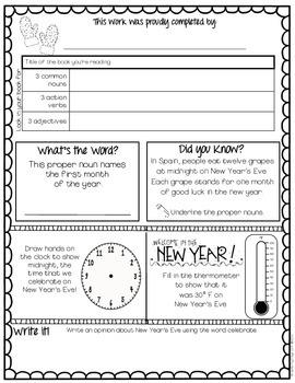 Homework Helpers for January