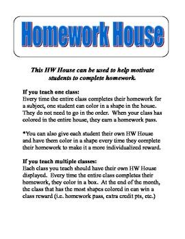 Homework House