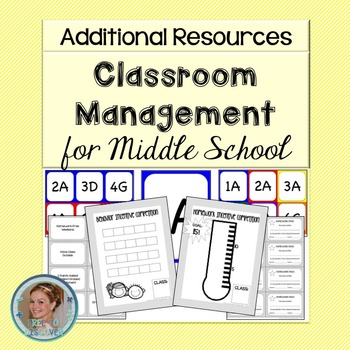 Classroom Management for Middle School