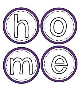 Homework Incentive Letters