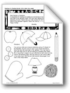 Homework: Letter Sounds and Rhyming Words