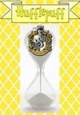 Hogwarts Houses Hourglasses