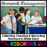 Homework Management