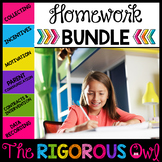 Homework Management Toolkit Bundle