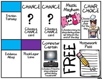 Homework Monopoly