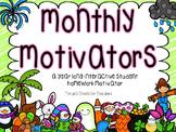Homework Monthly Motivators