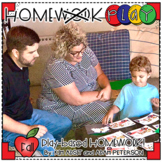 Homework PLAY Activities for Fall by Kim Adsit and Adam Peterson