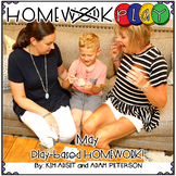 Homework PLAY Activities for May by Kim Adsit and Adam Peterson