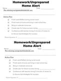 Homework Pack