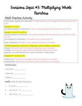 Homework Packet 5