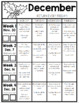 Homework Packet: Kindergarten | December