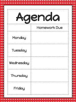 Homework Page