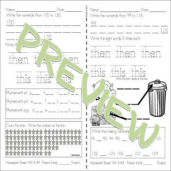 Homework Papersavers 1