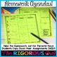 Homework Parent Communication EDITABLE TOOLKIT
