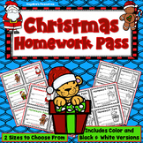 Teachers pay teachers homework pass