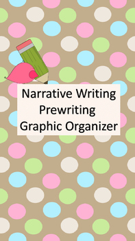 Narrative Writing- Prewtiting