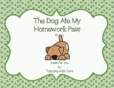 Homework Pass