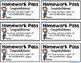 Homework Pass {FREE}