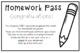 Homework Pass (Monthly)