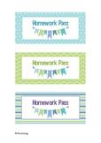Homework Pass Voucher