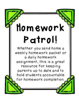Homework Patrol