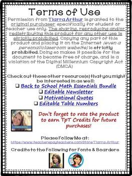 Homework Punch Card Pass