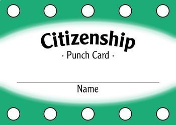 Spotlight Punch Cards {Bundle}