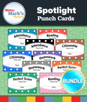Punch Card Bundle