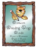 Homework Reading Logs BUNDLE (Primary & Intermediate) in English & Spanish
