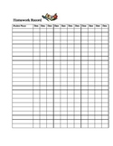 Homework Record